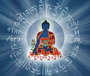 Medicine Buddha (Menla) Sadhana  7:00pm Eastern