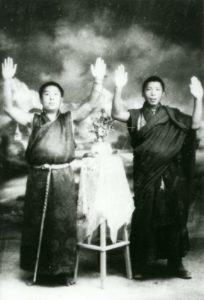Lord of Whatever Arises & Ocean of Dharma