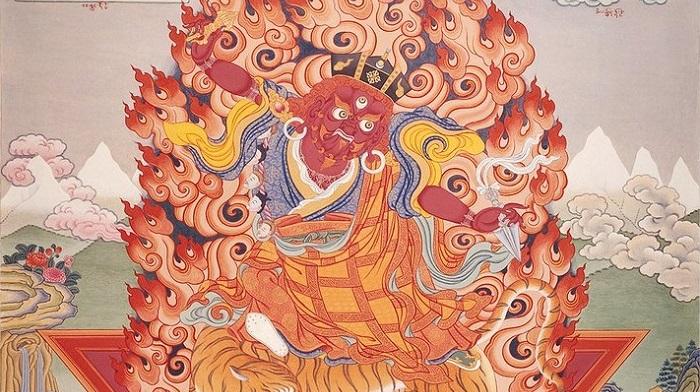 Parinirvana Day Sadhana of Mahamudra Feast: April 4