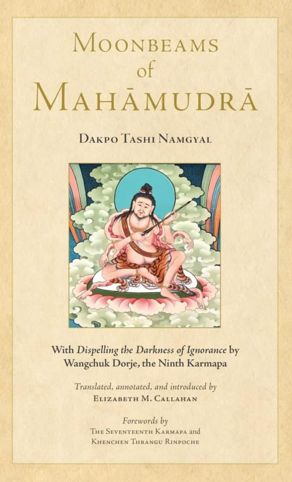 Moonbeams of Mahamudra Book Launch